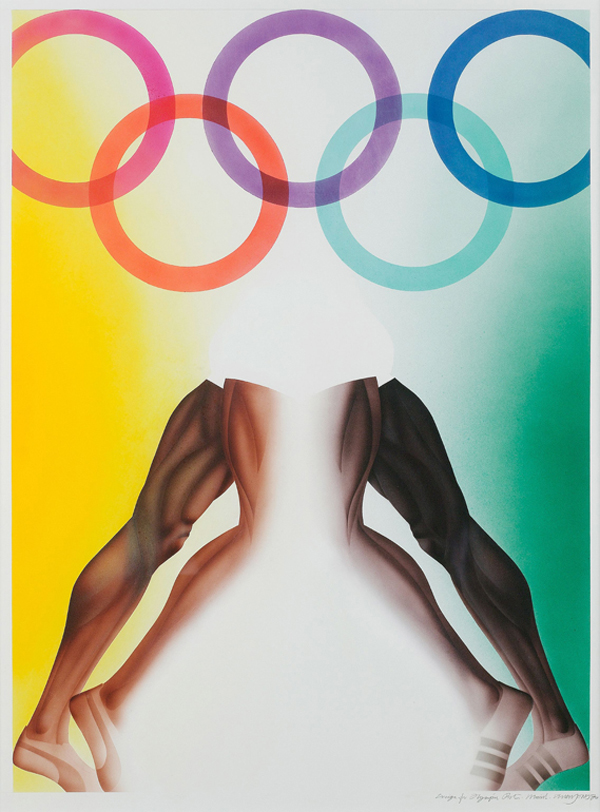 allen_jones_british_born_1937_design_for_olympic_poster_munich_1970_0