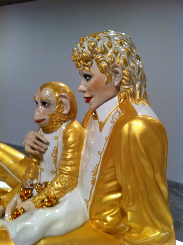 Jeff Koons Retrospective at the Whitney Museum