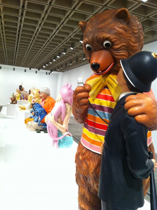 Koons Retrospective at the Whitney Museum