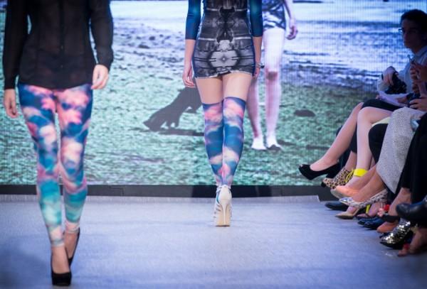 Vancouver Fashion Week 2014 runway