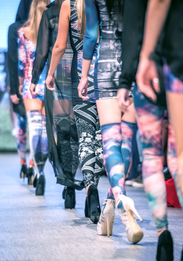 Vancouver Fashion Week 2014 runway