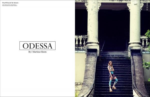 Odessa - Tantalum Magazine
