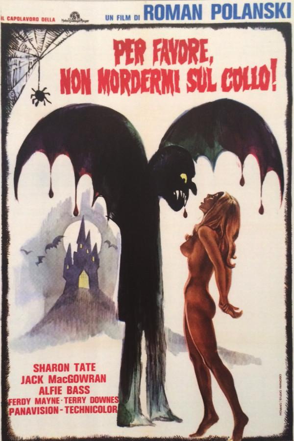 Fearless Vampire Killers - Italy